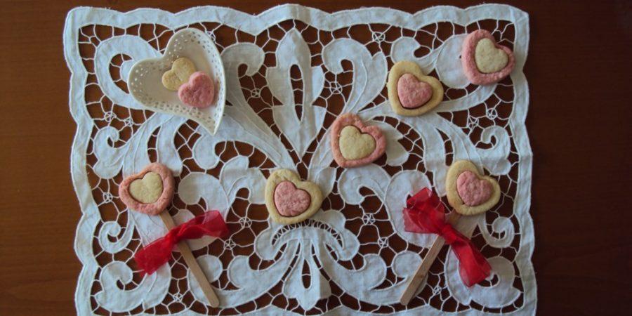 love cookies biscotti san valentino