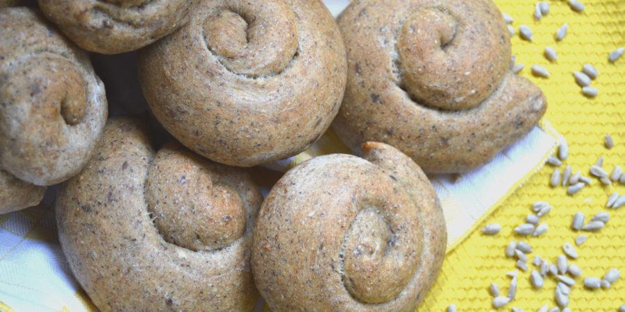 chioccioline di pane