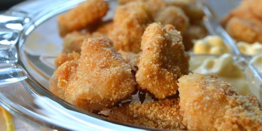 crocchette di pollo nuggets