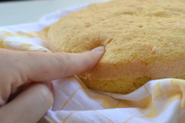 base torta all'cqua