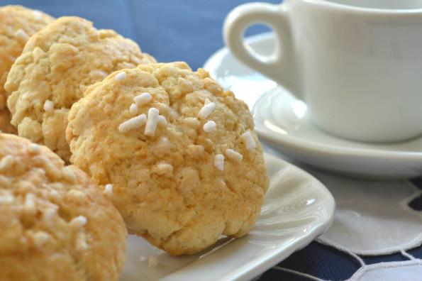 biscotti senza frolla