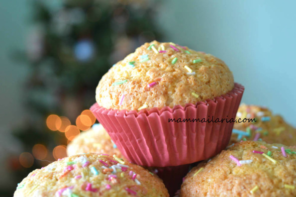 muffin gingerbread