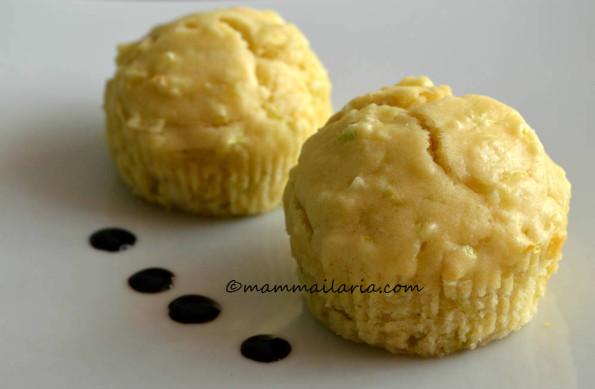 muffin salati ai porri