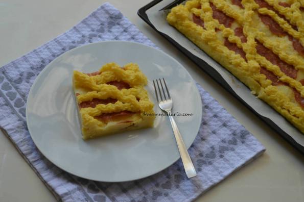 sformato di patate gluten free