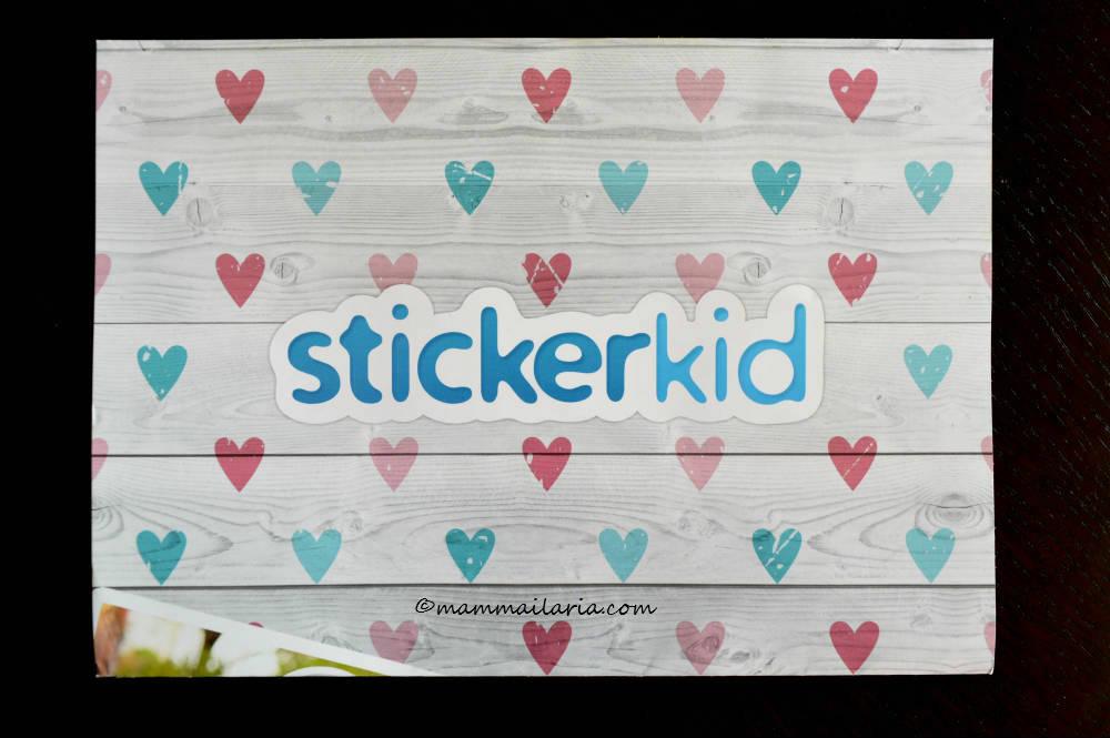 etichette adesive stickerkid