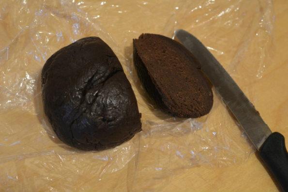 chiacchere al cacao