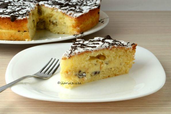 torta di compleanno facile e veloce