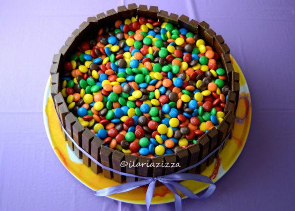 torta kit-kat