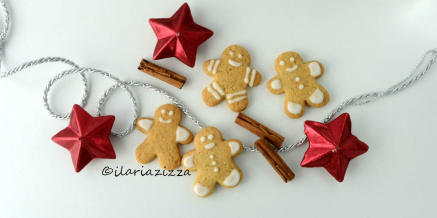 Gingerbread glassati