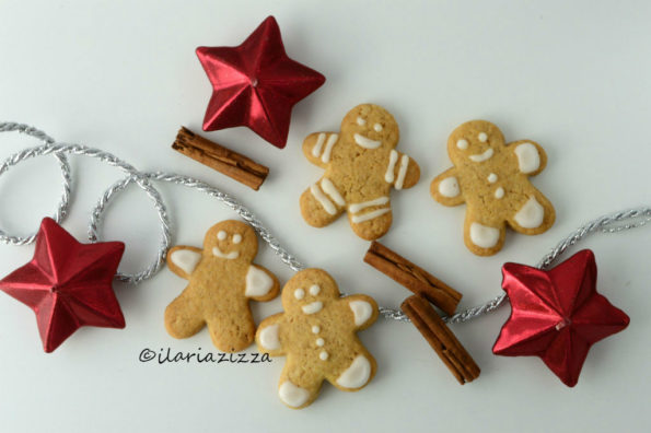 Gingerbread glassati