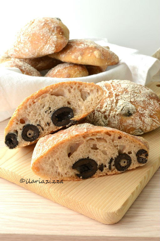 Panini alle olive