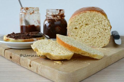 pan brioche con poco lievito di birra