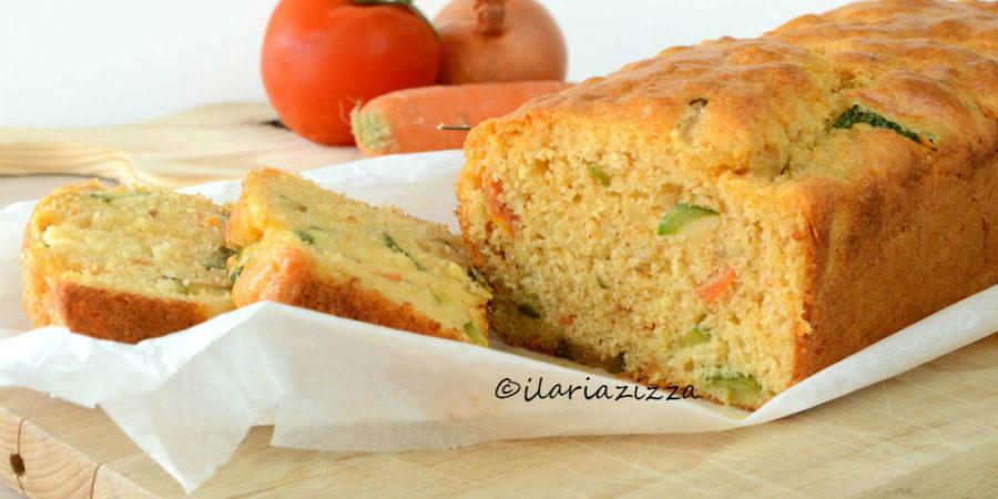Plumcake salato con zucchine