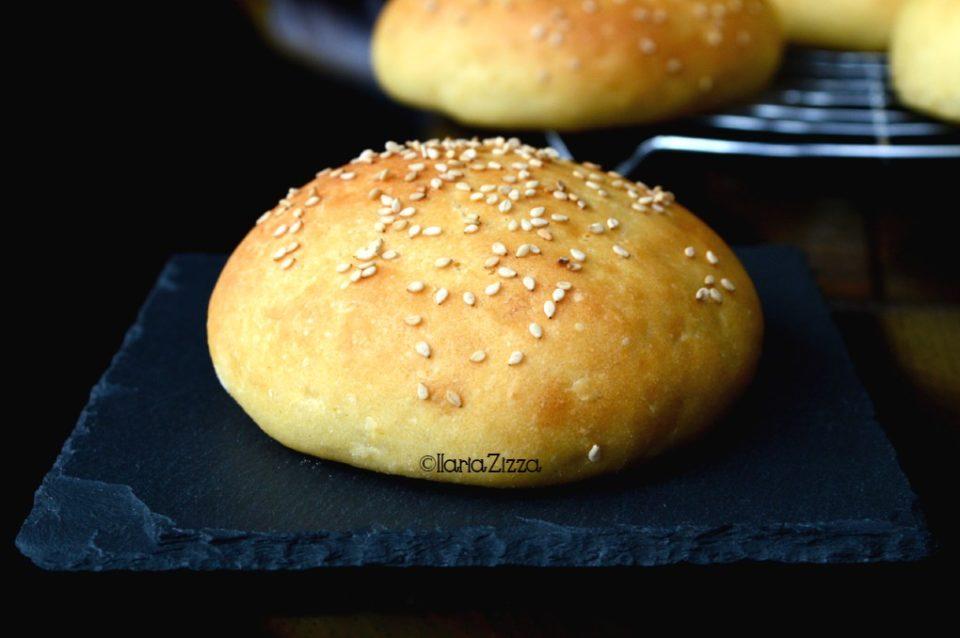 panini per hamburger burger buns